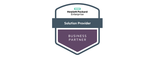 HP Enterprise Business partner